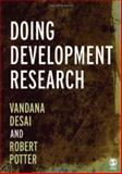 Doing Development Research, , 1412902843