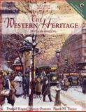 The Western Heritage since 1789, Kagan, Donald and Ozment, Steven, 013027285X