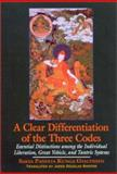 A Clear Differentiation of the Three Codes 9780791452851