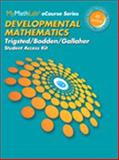 MyMathLab Developmental Mathematics -- Access Card -- PLUS Guided Notebook, Trigsted, Kirk and Bodden, Kevin, 032194285X
