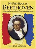 A First Book of Beethoven, , 0486452859
