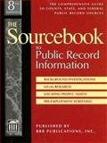 The Sourcebook to Public Record Information, Sankey, Weber (Delete), 1879792850