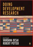 Doing Development Research 9781412902854