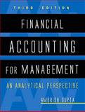 Financial Accounting for Management : An Analytical Perspective, Gupta, Ambrish, 8131722856
