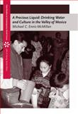 A Precious Liquid : Drinking Water and Culture in the Valley of Mexico, Ennis-McMillan, Michael C., 0534612857