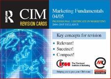 Marketing Fundamentals 04/05 9780750662857