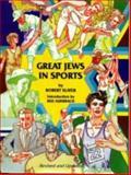 Great Jews in Sports, Robert Slater, 0824602854