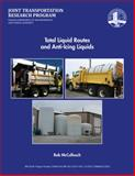 Total Liquid Routes and Anti-Icing Liquids, McCullouch, Bob, 1622602854