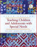 Teaching Children and Adolescents with Special Needs, Platt, Jennifer C. and Dieker, Lisa A., 0132402858