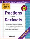 Fractions and Decimals, Muschla-Berry, Erin, 0071772863