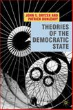 Theories of the Democratic State, Dryzek, John and Dunleavy, Patrick, 0230542867