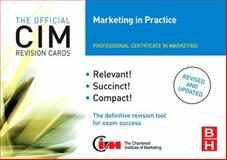 Marketing in Practice : Professional Certificate in Marketing, Williams, John, 0750682868
