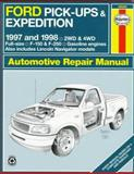 Ford Pick-Ups and Expedition and Lincoln Navigator Automotive Repair Manual, Storer, Jay and Haynes, J. H., 156392286X