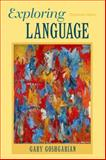 Exploring Language 13th Edition