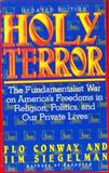 Holy Terror, Flo Conway and Jim Siegelman, 0385292864