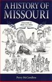 A History of Missouri, 1820 to 1860 9780826212863