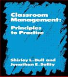Classroom Management, Shirley Bull and Jonathan Solity, 0415042860