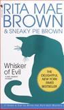Whisker of Evil, Rita Mae Brown, 0553582860