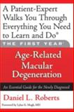 The First Year: Age-Related Macular Degeneration, Daniel L. Roberts, 1569242860