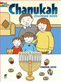 Chanukah Coloring Book, Freddie Levin, 0486482863