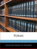 Poems, Coventry Kersey D. Patmore, 1141142864