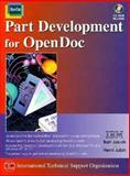 Part Development for OpenDoc, Jacob, Bart, 0132632861