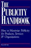 Publicity Handbook 9780844232867