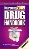 Nursing 2009 Drug Handbook, Springhouse Corporation Staff and Doyle, Rita M., 078179286X