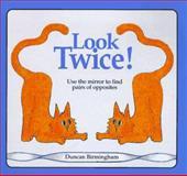 Look Twice, Duncan Birmingham, 0906212863