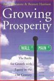 Growing Prosperity, Barry Bluestone and Bennett Harrison, 0395822866
