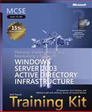 Planning, Implementing, and Maintaining a Microsoft Windows Server 2003 Active Directory Infrastructure, Spealman, Jill and Hudson, Kurt, 0735622868