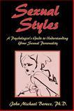 Sexual Styles, John M. Berecz, 0893342866