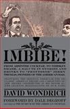 Imbibe!, David Wondrich, 0399532870