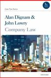 Company Law, Dignam, Alan and Lowry, John, 0199232873