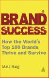 Brand Success, Matt Haig, 0749462876