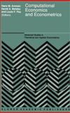Computational Economics and Econometrics, , 0792312872