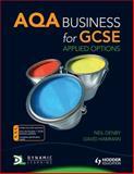 AQA Business for GCSE, Neil Denby and David Hamman, 1444102877