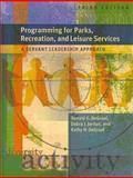 Programming for Parks, Rec and Leisure Services (W/Cd)