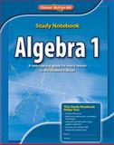 Algebra 1 Study Notebook, CCSS 2nd Edition
