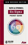 Rath and Strong's Six Sigma Pocket Guide, Rath & Strong, 0974632872