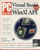 PCM Visual BASIC Programmers Guide to the Win32 API, Appleman, Daniel, 1562762877