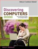 Enhanced Discovering Computers, Brief: Your Interactive Guide to the Digital World (Book Only), Shelly, Gary B. and Vermaat, Misty E., 1285082877