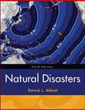 Natural Disasters, Abbott, Patrick L., 0078022878