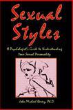Sexual Styles, John M. Berecz, 0893342874