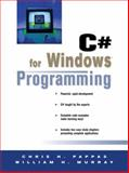 C# for Windows Programming, Pappas, Chris and Murray, William, 0130932876