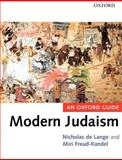 Modern Judaism : An Oxford Guide, , 019926287X