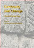 Continuity and Change : Gestalt Therapy Now, Brownell, Philip and Bloom, Dan, 1443832871