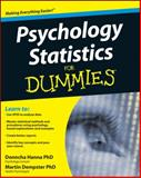 Psychology Statistics for Dummies, Donncha Hanna and Martin Dempster, 1119952875