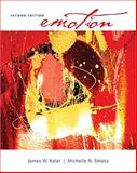 Emotion, Kalat, James W. and Shiota, Michelle N., 0495912883