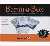 Bar-in-a-Box, Emanuel, Steven L., 0735582882